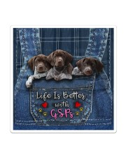 GSP Life Is Better Sticker tile