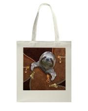 Sloth  Tote Bag tile