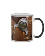Sloth  Color Changing Mug tile