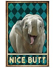 Elephant - Nice Butt Poster 11x17 Poster front