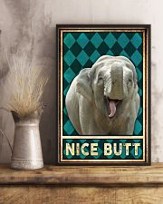 Elephant - Nice Butt Poster 11x17 Poster lifestyle-poster-3