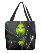 GR - Zip - All Tote All-over Tote back