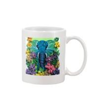 Elephant Quilling  Mug thumbnail