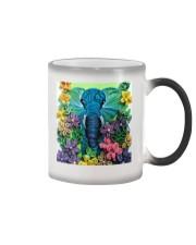Elephant Quilling  Color Changing Mug thumbnail