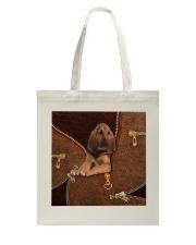 Bloodhound  Tote Bag thumbnail