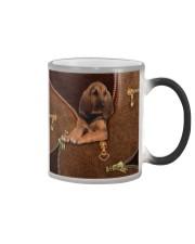 Bloodhound  Color Changing Mug thumbnail