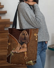 Bloodhound  All-over Tote aos-all-over-tote-lifestyle-front-09