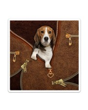 Beagle  Sticker tile