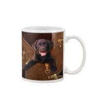 Chocolate Labrador Mug thumbnail