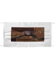 Chocolate Labrador Cloth face mask thumbnail