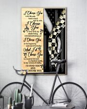 Racing I Choose You 11x17 Poster lifestyle-poster-7