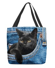 Cat All - Over Tote All-over Tote back