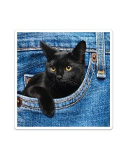 Cat All - Over Tote Sticker - Single (Vertical) thumbnail