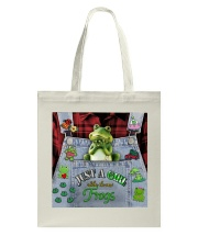 Just A Girl Who Loves Frogs  Tote Bag thumbnail