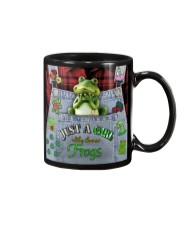 Just A Girl Who Loves Frogs  Mug thumbnail