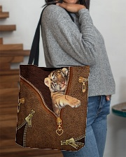 Tiger  All-over Tote aos-all-over-tote-lifestyle-front-09