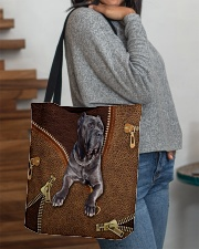 Cane Corso  All-over Tote aos-all-over-tote-lifestyle-front-09