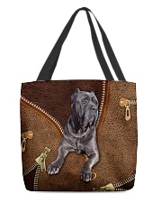 Cane Corso  All-over Tote front