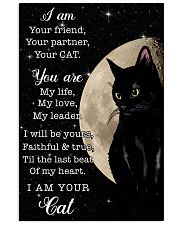 Black Cat - Friend 11x17 Poster front