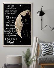 Black Cat - Friend 11x17 Poster lifestyle-poster-1