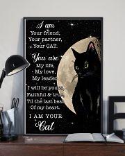Black Cat - Friend 11x17 Poster lifestyle-poster-2