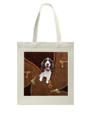 English Spinger Spaniel Tote Bag thumbnail