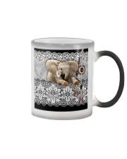 Elephant Amigurumi  Color Changing Mug thumbnail