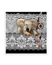Elephant Amigurumi  Sticker - Single (Vertical) thumbnail