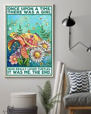 Turtle - Once Upon A Time 11x17 Poster lifestyle-poster-1