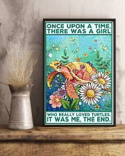 Turtle - Once Upon A Time 11x17 Poster lifestyle-poster-3