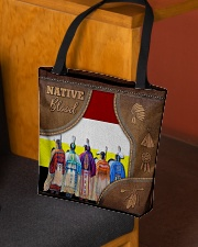 Native Blood Tote All-over Tote aos-all-over-tote-lifestyle-front-02