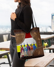Native Blood Tote All-over Tote aos-all-over-tote-lifestyle-front-04