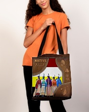 Native Blood Tote All-over Tote aos-all-over-tote-lifestyle-front-06