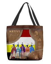 Native Blood Tote All-over Tote back
