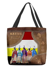 Native Blood Tote All-over Tote front