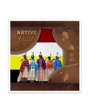 Native Blood Tote Sticker - Single (Vertical) thumbnail