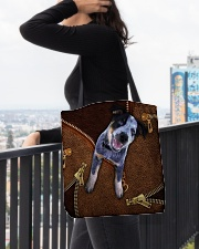 Heeler All-over Tote aos-all-over-tote-lifestyle-front-05