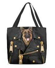 German - Jacket Bag -Tote All-over Tote front