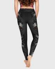 Racing Carbon Flag Crack Leggings High Waist Leggings aos-high-waist-leggings-lifestyle-05