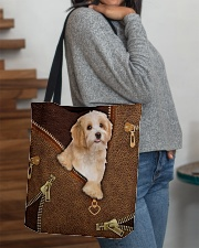 Havanese All-over Tote aos-all-over-tote-lifestyle-front-09