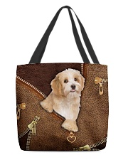 Havanese All-over Tote front