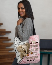 Elephant Kisses Fix Everything Bag All-over Tote aos-all-over-tote-lifestyle-front-08