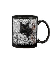 Black Cat Amigurumi  Mug thumbnail