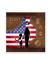Girl Scout Mom Tote Sticker - Single (Vertical) thumbnail