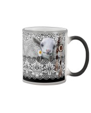 Goat Amigurumi  Color Changing Mug thumbnail
