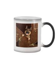 German Shepherd  Color Changing Mug thumbnail
