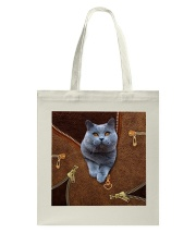 Bristish Shorthair Cat  Tote Bag thumbnail