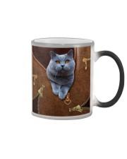 Bristish Shorthair Cat  Color Changing Mug thumbnail