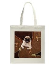 Pug  Tote Bag thumbnail