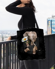 Elephant Daisy All-over Tote aos-all-over-tote-lifestyle-front-05